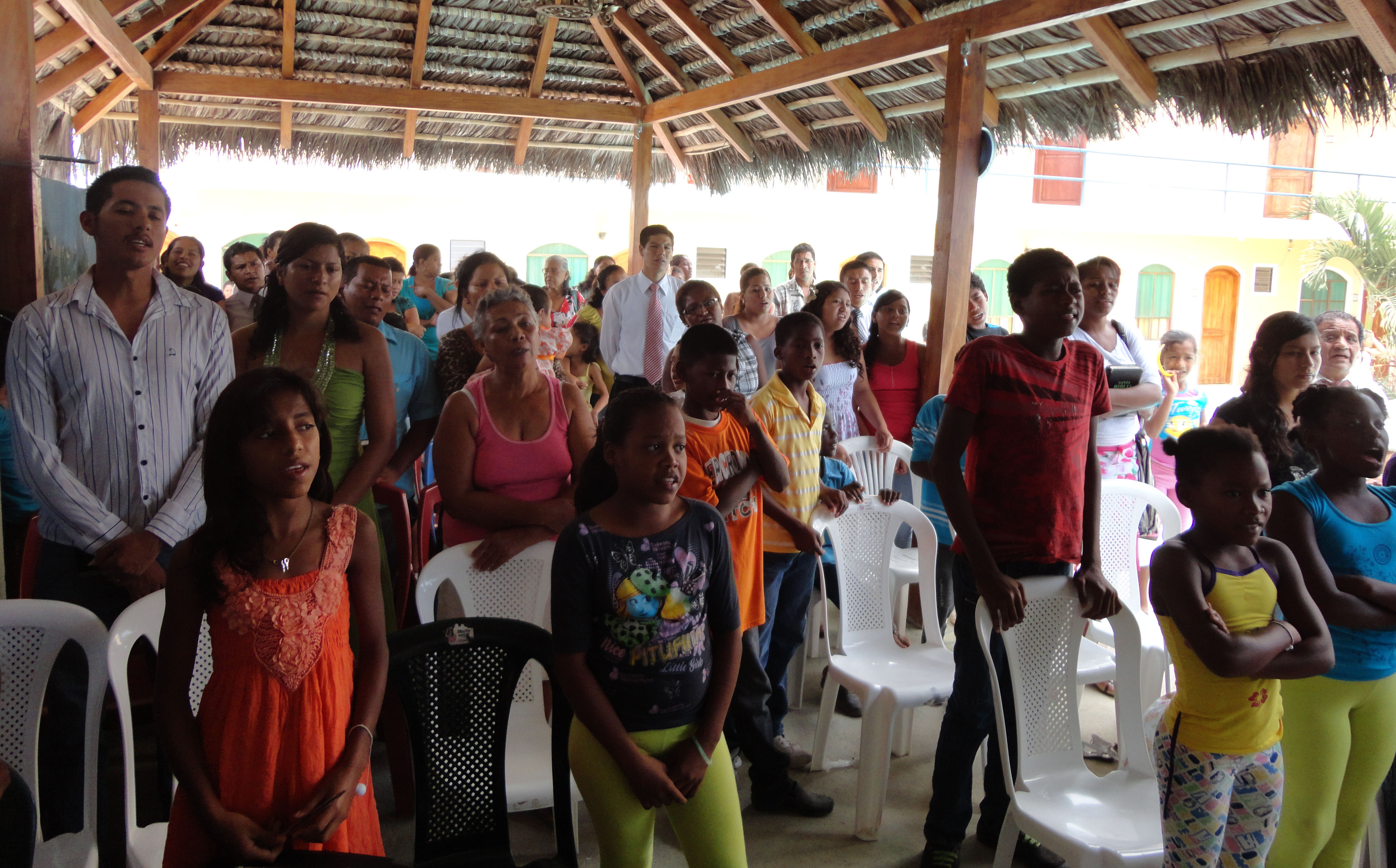 Nueva congregación en Atacames, Ecuador