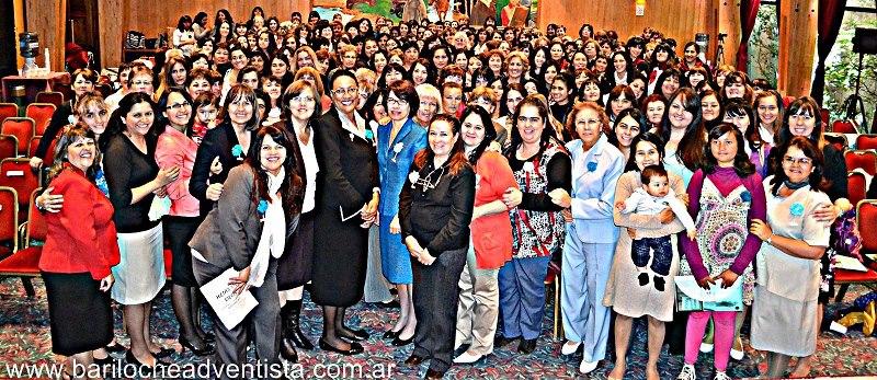 Encuentro reavivó a mujeres y contó con la presencia de las liderezas del Ministerio de la mujer en el mundo y en sudamérica