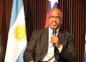 Pastor Garret Cadlwell, ponente del Encuentro de Comunicación este 2013. Evento que se lleva acabo en Jacareí, Sao Paulo, Brasil.
