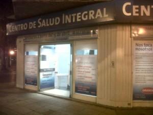 Centro de Salud Integral, como parte del proyecto Esperanza para las Grandes Ciudades.