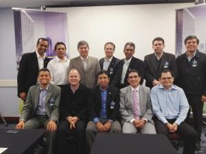 Líderes de Misión Global de la Iglesia Adventista para Sudamérica.