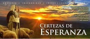 Publicidad del programa radial, en Argentina, que viene estudiando la lección de la Fe de Jesús con los radioescucha.
