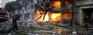 Imagen del desastre por Alfredo Gomez - La Vanguardia.com