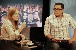 #CuentaRegresiva en su primer día de trasmisión debutó en la pantalla de miles de personas en el mundo.