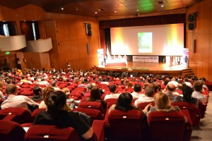 Asistentes al I Congreso de Libertad Religiosa en Paraguay.