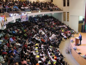 Identidad Joven, fue el tema del Encuentro.