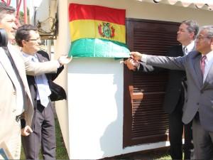 Inauguración de antena marcó la historia de la radio adventista en Bolivia.