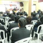 """Asamblea ministerial """"Pastores según el corazón de Dios"""""""