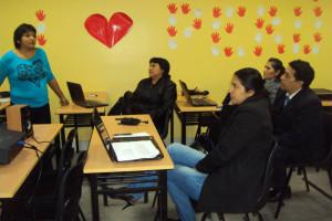 Docentes de la educación adventista en Lima Oeste reciben capacitación por el Ministerio de Educación de Peú