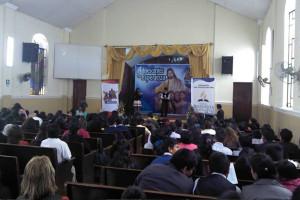 Encuentro Adolescentes de Esperanza  en Trujillo