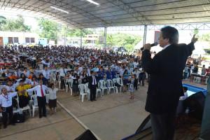 Encuentro reúne a líderes del ministerio joven de la iglesia adventista en Tarapoto