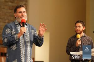 Ponentes de diversas partes del mundo exponen en el evento de Voluntarios Adventistas.