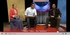 El pastor Luis Gonçalves habló en vivo con Daysi, desde Arequipa, Perú.