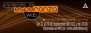 Imagen promocional de la semana de Evangelismo en Bolivia.