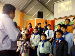 niños predicadores adventistas