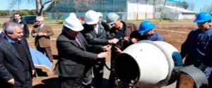 Líderes Adventistas y del gobierno Chileno visitaron la construcción del nuevo edificio de odontología, en la UnACH.