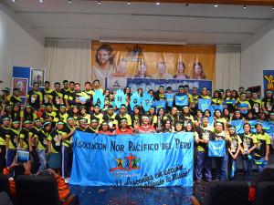 Encuentro de adolescentes fortalece acciones misioneras