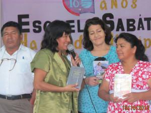 Iglesias en Chiclayo se unen a la Celebración de los 160 años de la Escuela Sabática