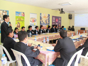 Inicia campaña de matrícula 2014 en la ciudad de Trujillo