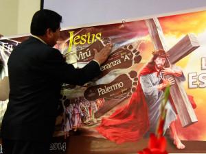 Lanzamiento del programa de Semana Santa 2014 en Trujillo2