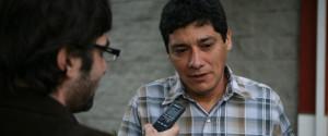 José Luis cuenta su testimonio. Foto: Lisandro Batistutti