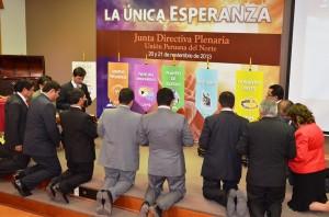 Adventistas en el norte del Perú marcan desafíos y metas para el 20141