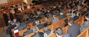 Proyecto fue presentado ante asistentes a la Junta Directiva de la División Sudamericana de la Iglesia Adventista.