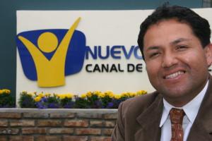 El pastor Rubén León es el nuevo director de Radio Nuevo Tiempo Uruguay.