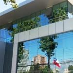 Sede de la Iglesia Adventista en Chile.