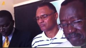 Este 2013 el pastor Antonio Monteiro y el feligrés Bruno Amah cumplieron más de 500 días de prisión injusta.
