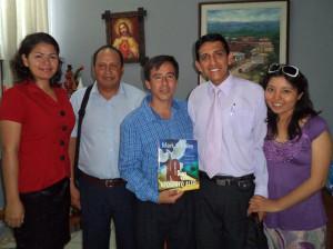 Autoridades y turistas participaron de los 10 dias de oracion en Tarapoto2