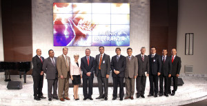 El encuentro contó con la presencia de autoridades de Brasil y del exterior.