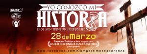 """Inscríbete en el concurso """"Yo Conozco Mi Historia"""" http://goo.gl/iZwuRt"""