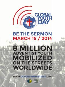 Evento tiene el objetivo dar una dimensión mundial de lo que hacen los jóvenes adventistas.