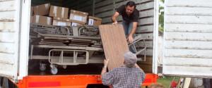 Materiales sanitarios fueron entregados, por la UAP, a hospital de Rosario, Argentina.