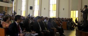"""Unión Peruana del Sur inicia semana satelital de mayordomía """"Revive 1.0 Mi entrega total""""."""
