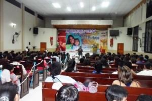 Asociación Educativa Adventista del Oriente Peruano realizó I Escuela para padres con 385 asistentes.