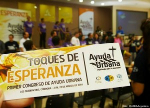 Iniciativa humanitaria nació en jóvenes de Argentina.