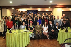 Profesionales de la Salud integrantes de APROAS.