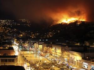 Incendio movilizó autoridades del país, incluso agencia adventista