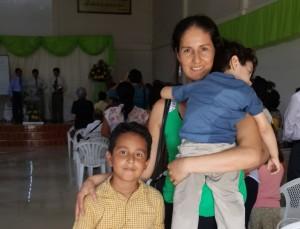 Betty Cuenca se mantuvo en la señal de Nuevo Tiempo y conoció un mensaje que le cambió la vida