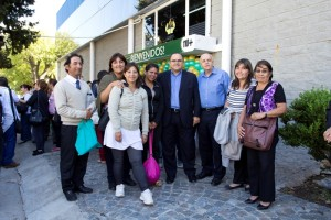 Un grupo de feligreses del Chaco viajaron más de mil kilómetros hasta Buenos Aires, para participar del programa especial por el aniversario de la Casa Editora.