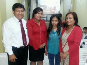 Lima recibe esperanza gracias a los centros de predicación por Semana Santa
