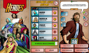 Héroes es el primer juego bíblico adventista lanzado para la plataforma iOS.