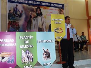 convención de tesoreros, secretarios y mayordomos en moyobamba