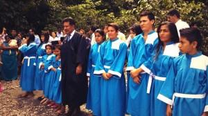 En el Oriente ecuatoriano, 150 personas tomaron la decisión de seguir a Jesucristo, como parte de la Caravana de la Esperanza liderada por el Presidente de la MEN, pastor Freddy Guerrero.