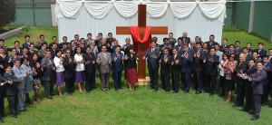 Concilio de Administradores y Departamentales en el Norte del Peru