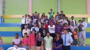 32 personas entregaron su vida a Jesús en Muisne y son los primeros adventistas en esa población