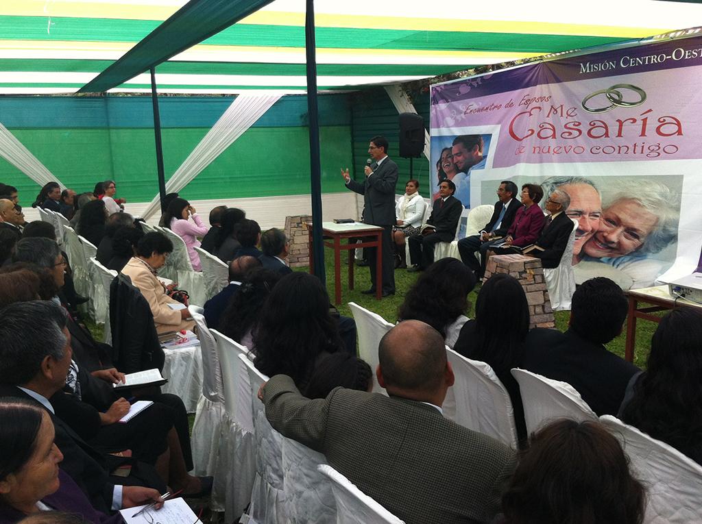 Matrimonios adventistas son consolidados como Hogares de Esperanza