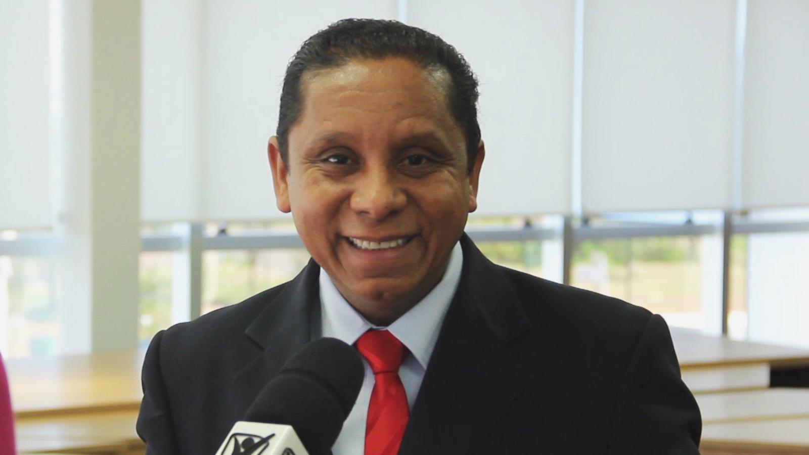 Pastor Luís Gonçalves invita a los adventistas a llevar esperanza para Sudamérica este 31 de mayo.
